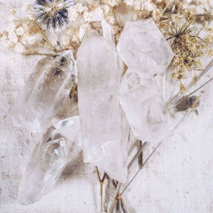 Coba Classic: Clear Quartz Point
