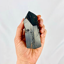 Load image into Gallery viewer, Black Tourmaline Tower