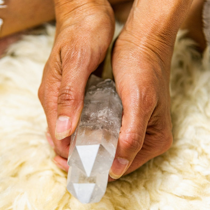 Designing Crystal Grids for Heart Healing, Home Clearing, and to Amplify Abundance
