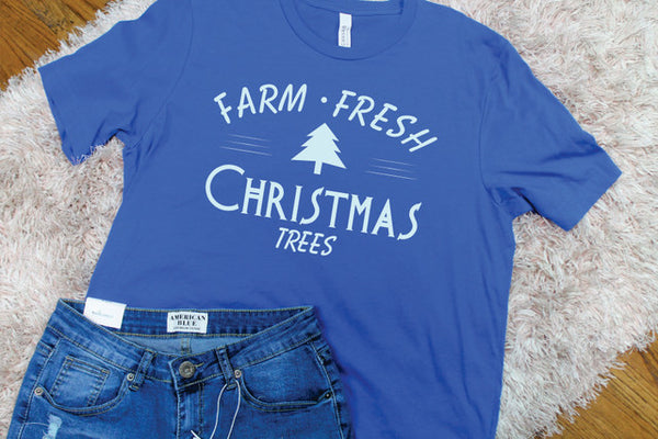 Farm Fresh Tee - Lotus Ave. Boutique