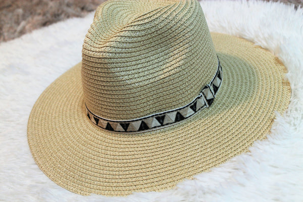 Western Hat - Lotus Ave. Boutique