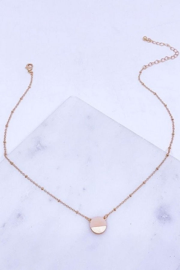 Dazzle Necklace - Lotus Ave. Boutique
