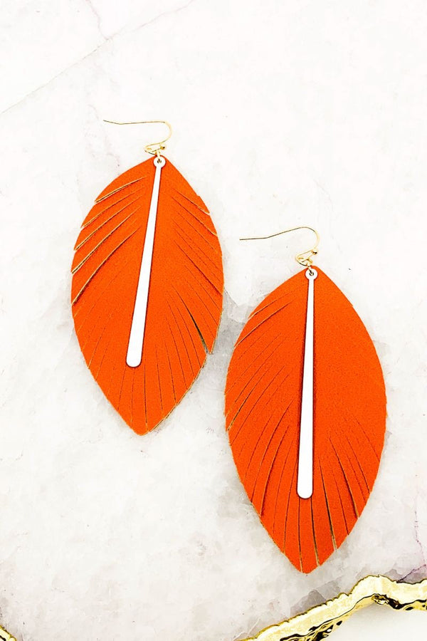 Split The Differnce Earrings - Lotus Ave. Boutique