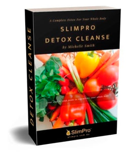 SlimPro Detox Cleanse Guide Book