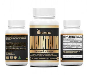 SlimPro Maintenance Fat Burner