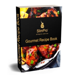 SlimPro Gourmet Recipe e-Book