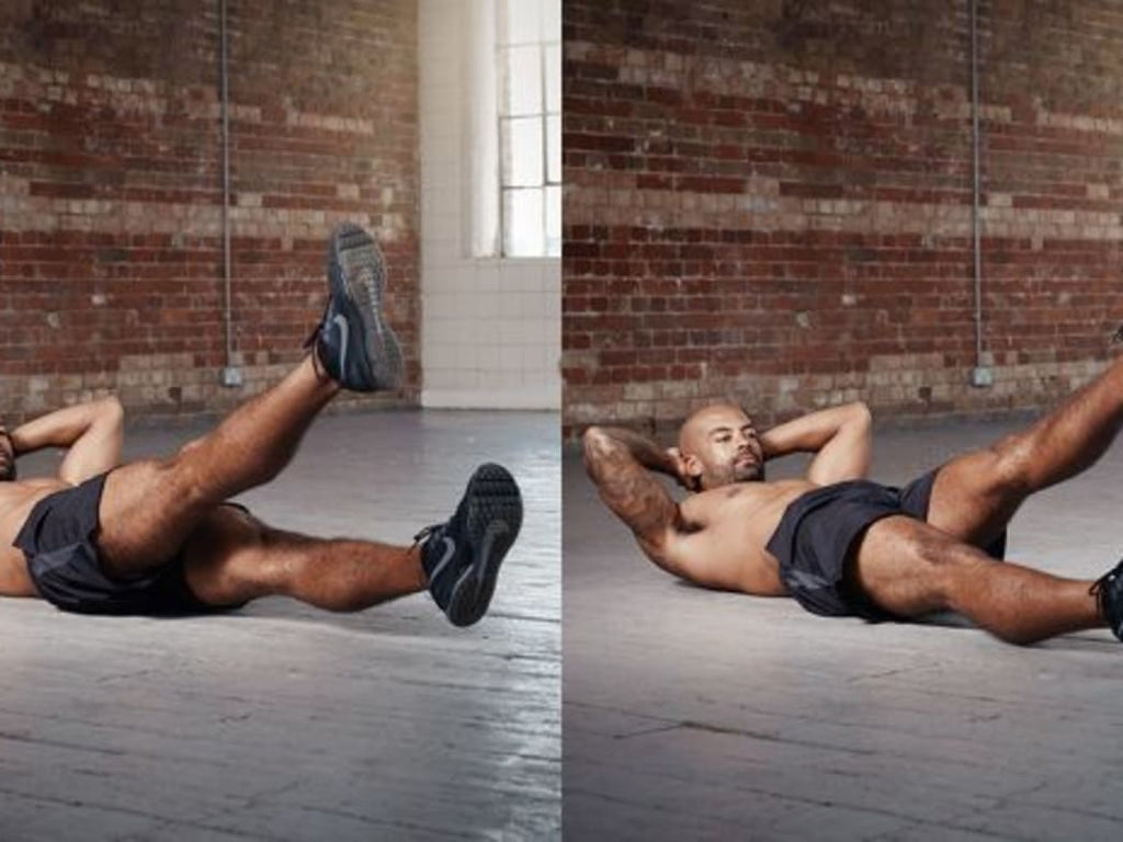 The Quick-Fire Core Workout You Can Do Anywhere