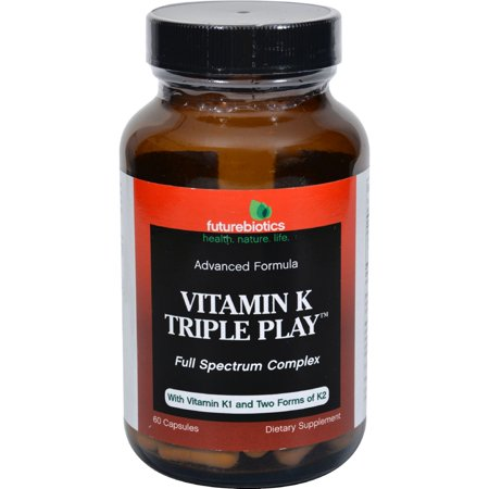 Futurebiotics Futurebiotics  Vitamin K, 60 ea