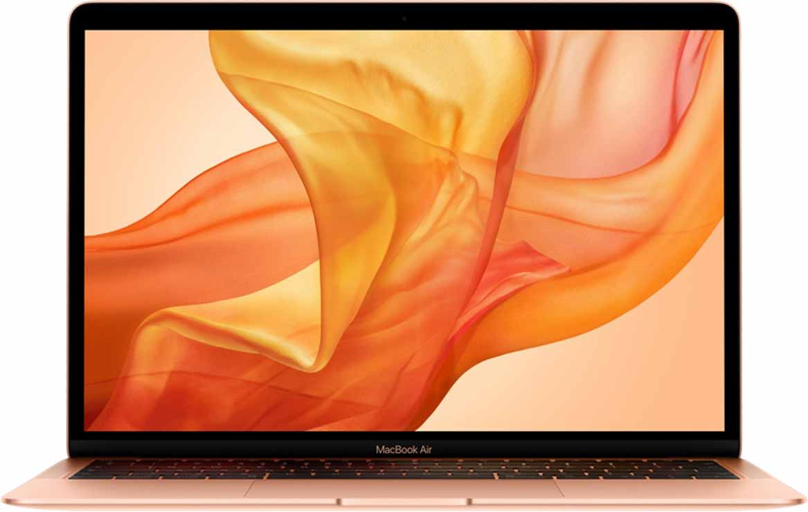 "2018 MacBook Air 13"" 1.6GHz Dual-core Intel Core i5 128GB - Gold"