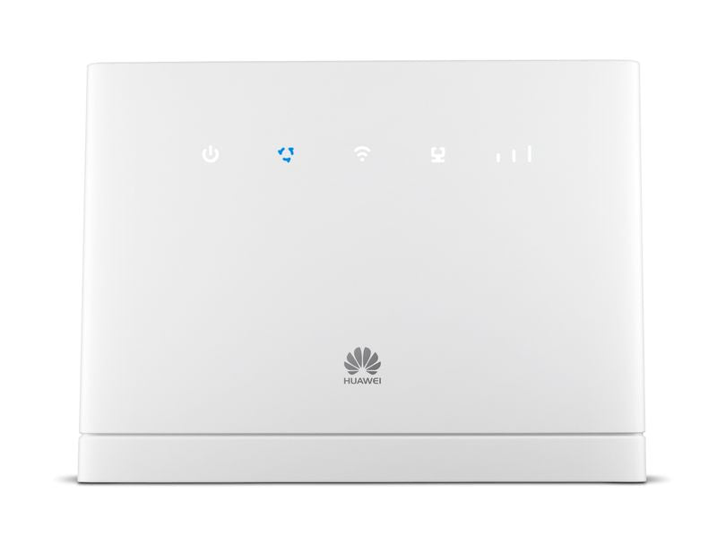 Huawei B315 LTE WiFi Router - White