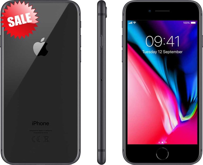 64GB Apple iPhone 8 | Space Grey MQ6G2AA/A