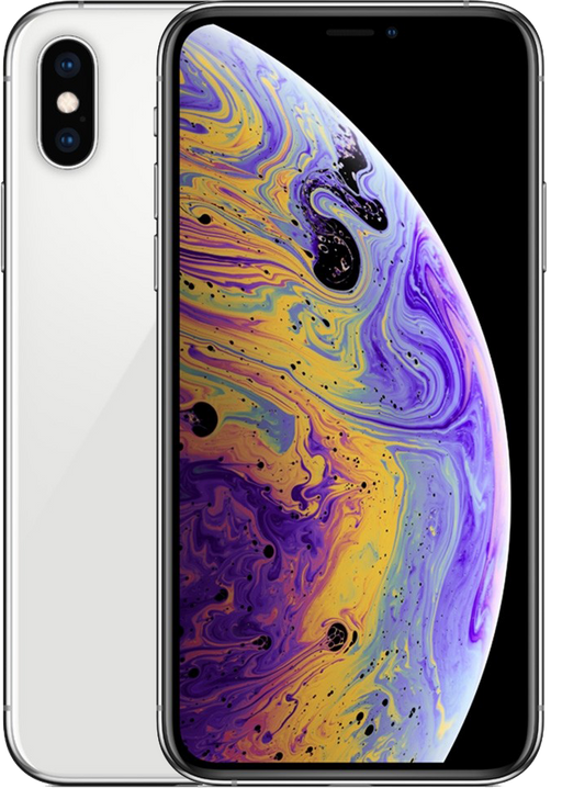 Apple iPhone Xs Max | Silver