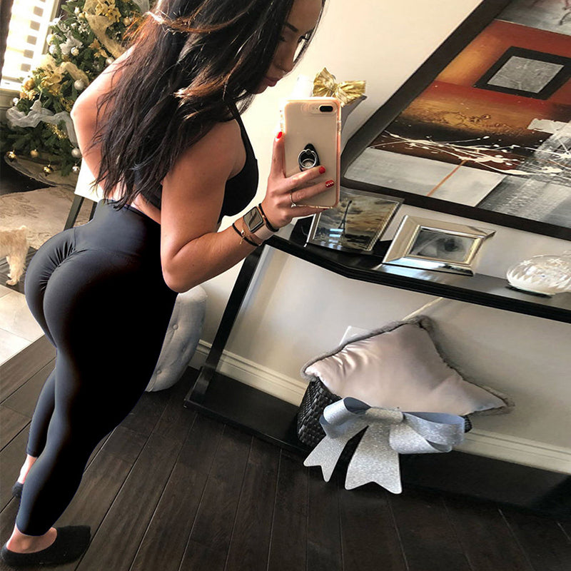 Women's Sexy Hips Workout Leggings