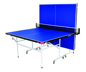 Fitness Rollaway Table Tennis Set