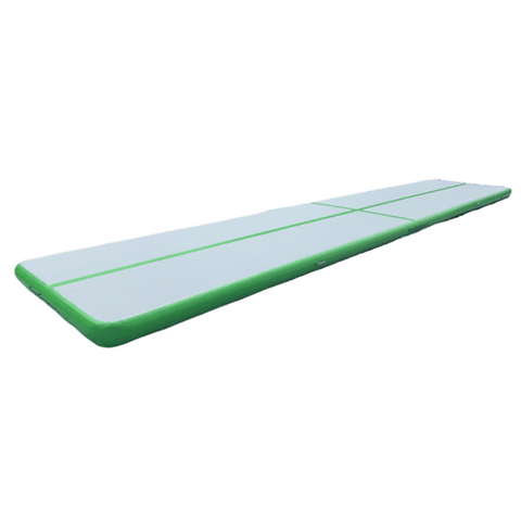 10m Air Track in Green - Sport Essentials