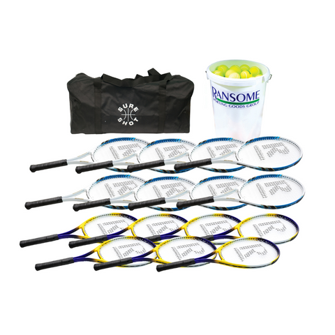 Secondary School Tennis Pack - Sport Essentials