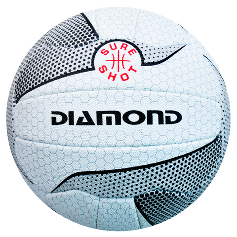 Sure Shot Diamond Match Netball - Sport Essentials