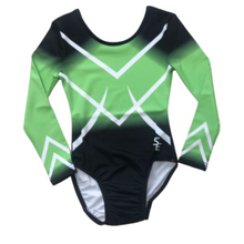 Load image into Gallery viewer, Vortex Long Sleeve Leotard