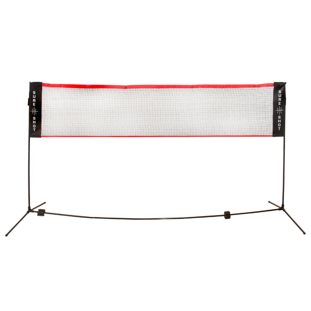 Sure Shot Lightweight Net and Post Set - Sport Essentials