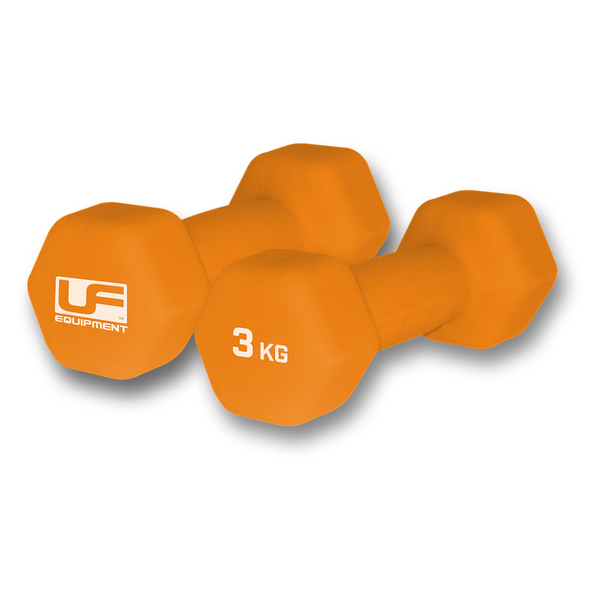 Urban Fitness Hex Dumbbell - Sport Essentials