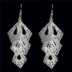Bohemian Vintage Drop Earrings in Various Styles