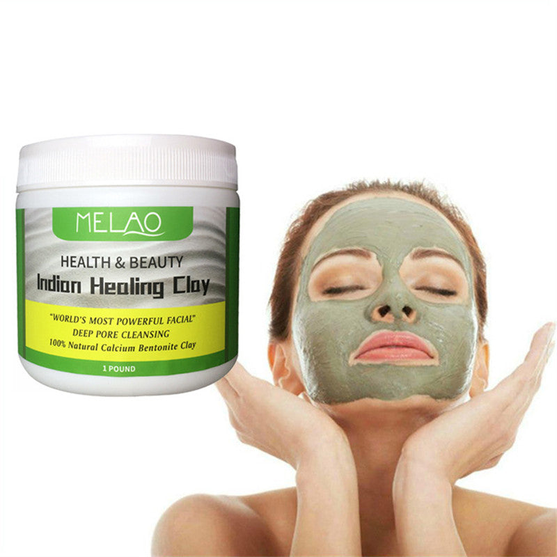 Deep Cleansing Indian Clay Face Mask