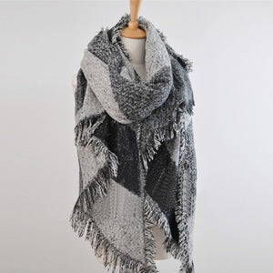 Gorgeous Multi-Color Pashmina/Scarf