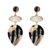Load image into Gallery viewer, Statement Drop Earrings in Various Styles and Colors