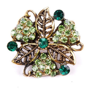 Vintage Broach in Various Designs