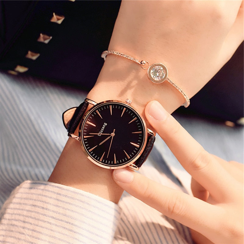 Women Stylish Wristwatch