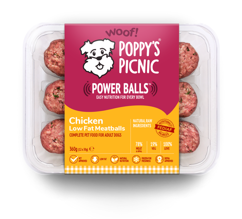 POWER BALLS Chicken Hamper