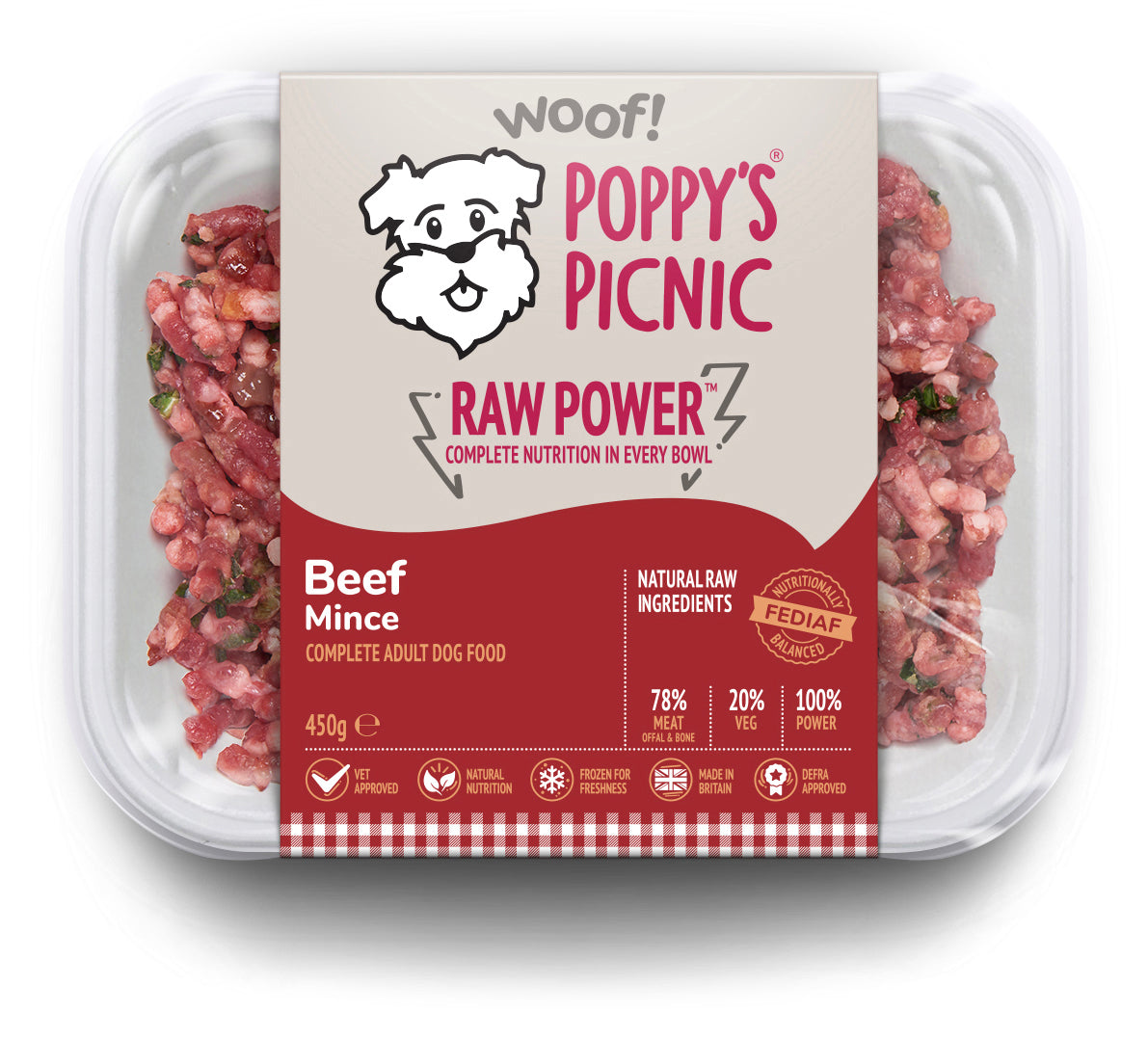 RAW POWER Beef