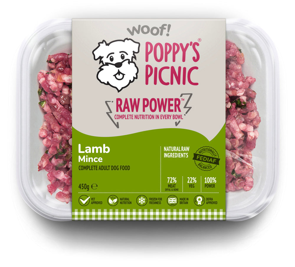 RAW POWER Lamb