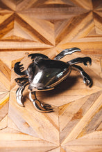 "Load image into Gallery viewer, Tăviță decorativă din inox ""Crab"""
