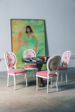 "Load image into Gallery viewer, Set scaune de dining ""Chic Pink"""