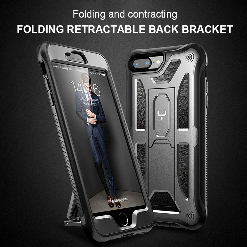 new product 69c4f 8cf1b YOUMAKER FOR iPhone 7 8 X XR XSmax Heavy Duty Protection Full Body  Shockproof Slim Fit Phone Cover - Black - iPhone 7/8