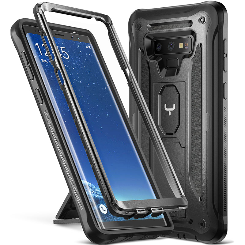 huge selection of eea3f b7938 YOUMAKER FOR SAMSUNG NOTE 8 9 Heavy Duty Protection Full Body Shockproof  Slim Fit Phone Cover