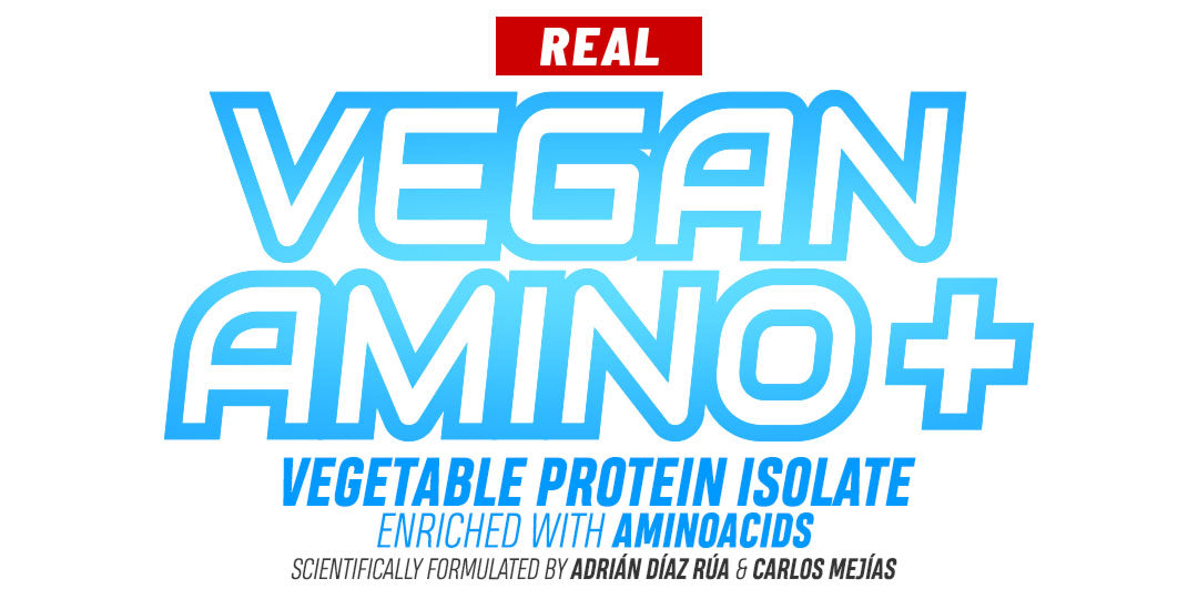 BIGscience - REAL VEGAN AMINO PLUS