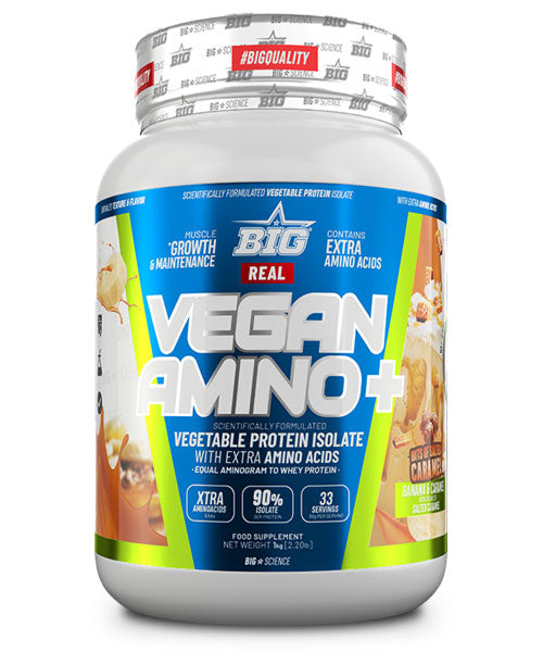 REAL VEGAN AMINO PLUS