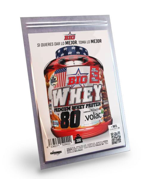 BIG WHEY Monodosis [30g]
