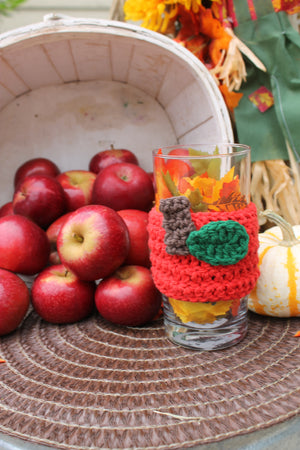 Apple Cup Cozy