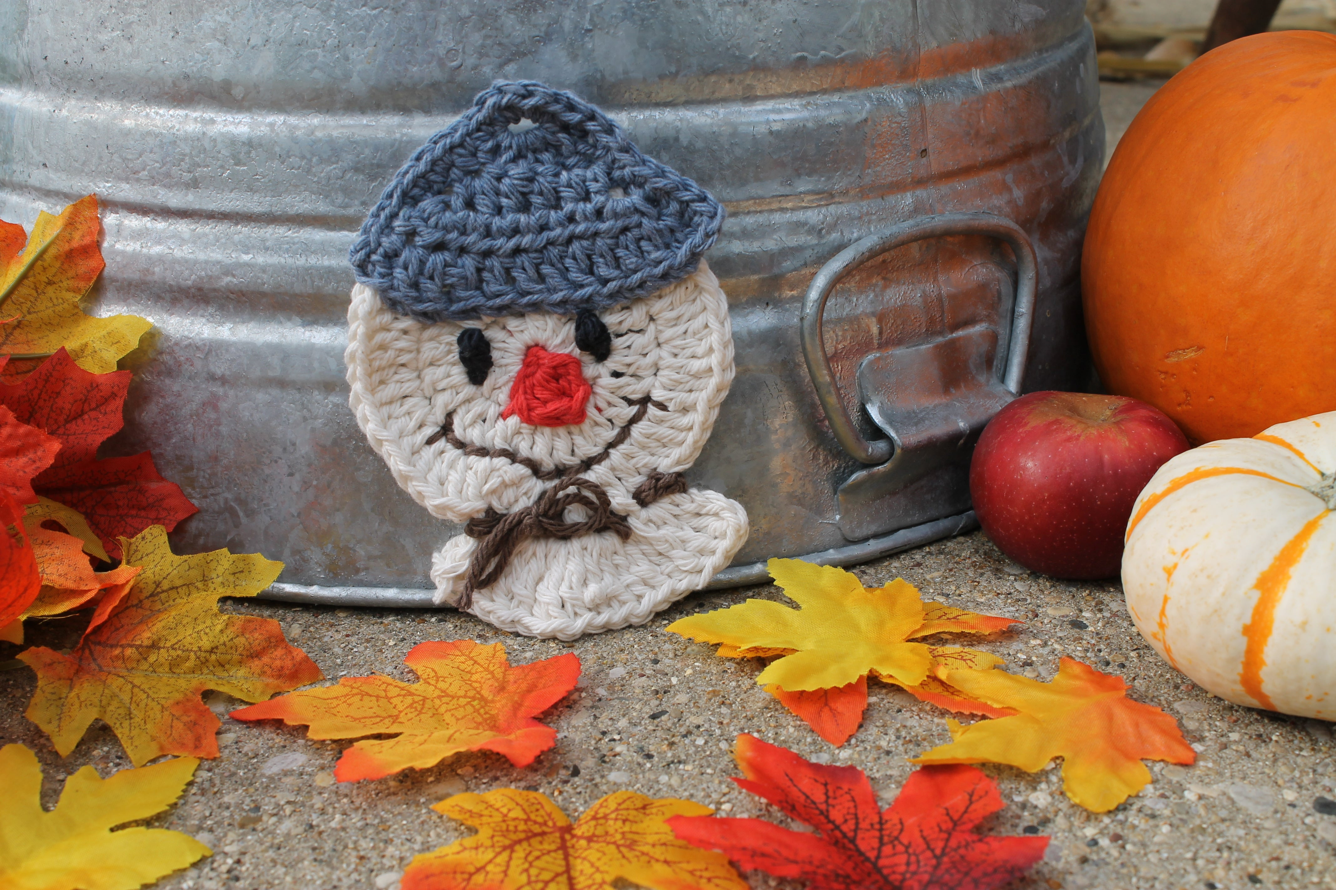 Scarecrow Cup Coasters