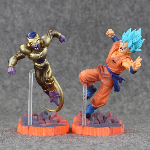 Goku e Freeza - Action Figure