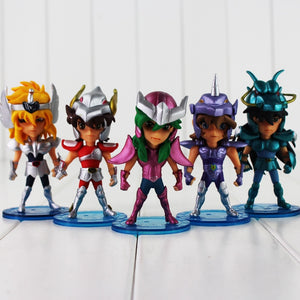 Kit de Action Figures - Cavaleiros do Zodíaco