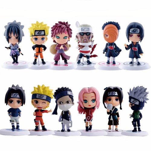 Kit Naruto - Action Figures