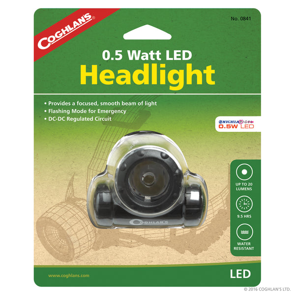 0.5 Watt LED Headlight