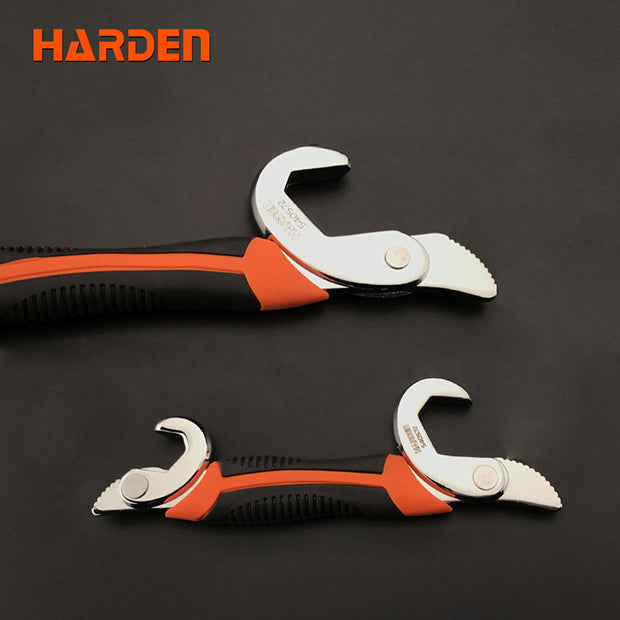Harden Multi-purpose Adjustable Wrench Set
