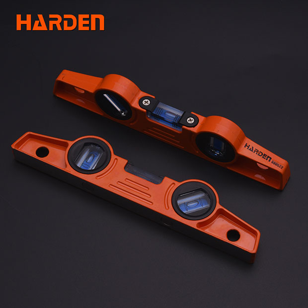 "Harden 10"" Torpedo Aluminum Level With Magnet"
