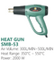 Sunmoon Heat Gun 2000W