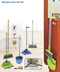Histar Broom & Dust Pan Set